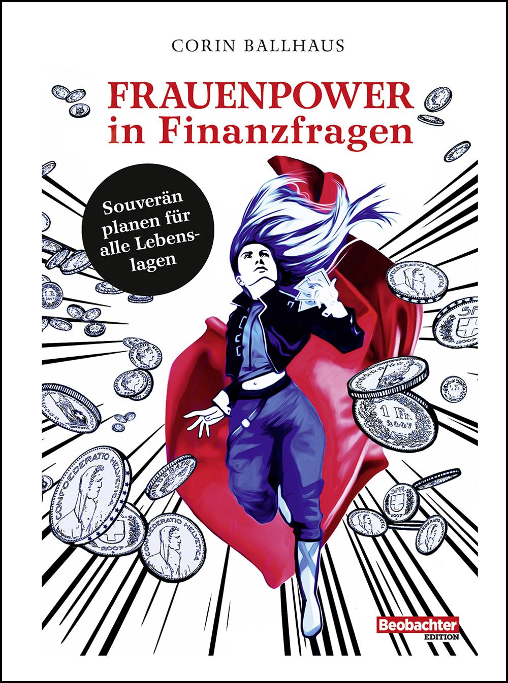 Der erste Schweizer Finanzratgeber für Frauen